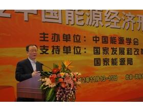 国家发改委宏观院王一鸣院长在2012中国能源经济形势报告会作精彩发言 (4835播放)