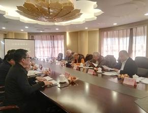 中國能源學會第二屆煤化工專委會第一次主任委員會召開