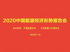 2020中国能源经济形势报告会