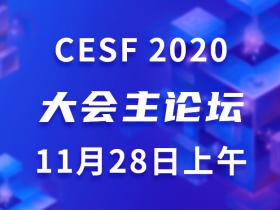 第十一届中国能源科学家论坛主论坛上午